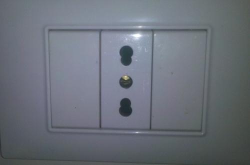 Electrical Plug 120 Rodionoff B Amp B Bed Amp Breakfast Palermo Отель Палермо Сицилия