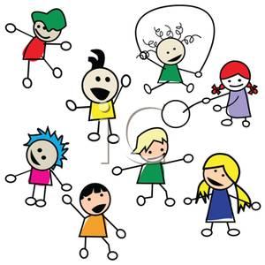 Znalezione obrazy dla zapytania clipart dziecii